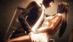 Killer is Dead screenshots glorify colourful gory combat, stylish assassin
