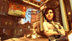 Bioshock Infinite DLC to feature new AI companion