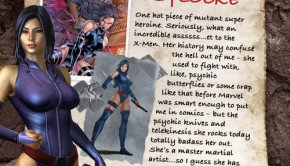 Psylocke and Mister Sinister to appear in Deadpool game