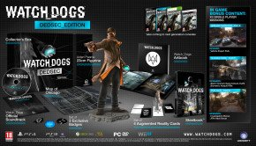 Watch Dogs releases on 22nd November and four special edition unveiled  (1)