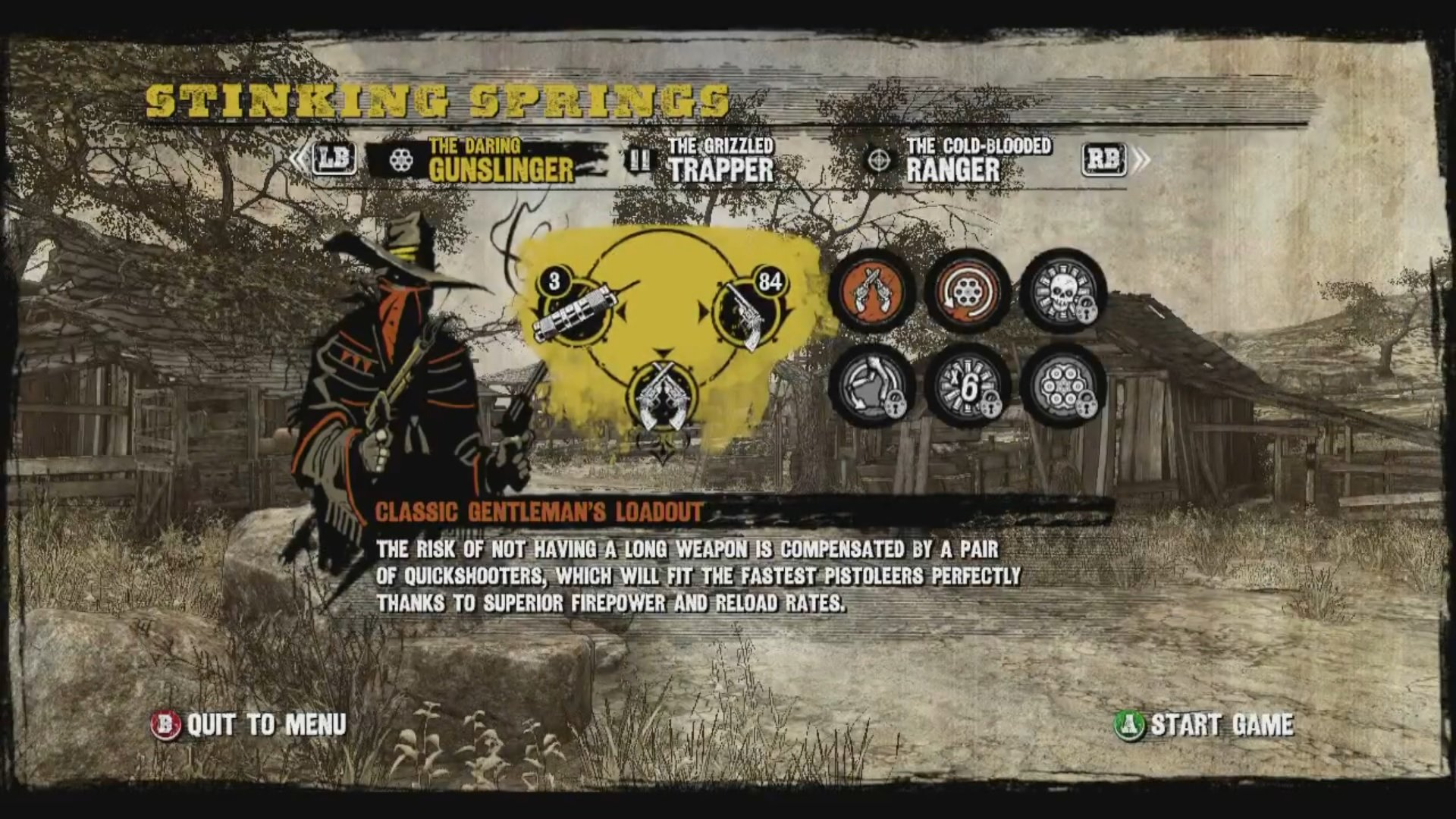 Call of Juarez Gunslinger Launch trailer Wild West Skill Tree Classic