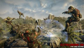 Crysis 3 The Lost Island DLC announced; first images here-coastline