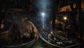 New Metro: Last Light screenshots depict post-apocalyptic life underground