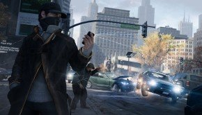 Watch Dogs Police intersection crash hack