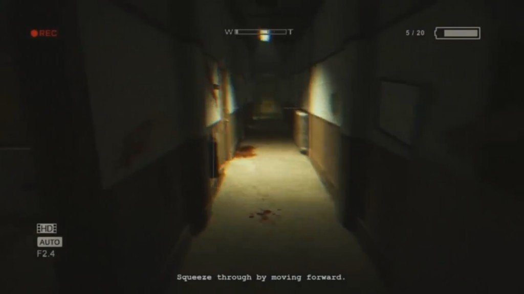 11-minute-long-PS4-gameplay- Outlast Gameplay