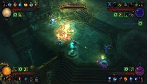 Diablo III gets PS3 Multiplayer trailer, showcases four-player co-op