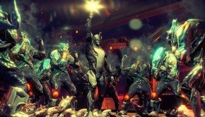 F2P shooter Warframe is launch title for PS4; screenshots, trailer here