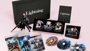 Final Fantasy XIII Lightning Ultimate Box edition unveiled by Square Enix