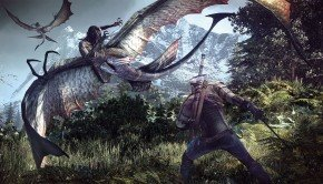 High-resolution mouth-watering The Witcher 3 Wild Hunt screenshots from E3 Geralt of Rivia