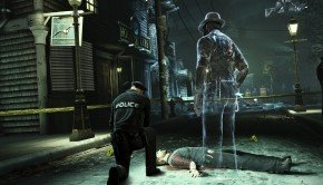 Investigate your untimely demise in these Murdered: Soul Suspect screenshots