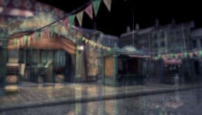 Rain Screenshots Story Trailer adventure PS3