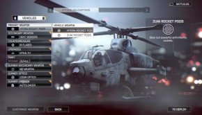 Leaked Battlefield 4 screenshots suggest vehicle customisation