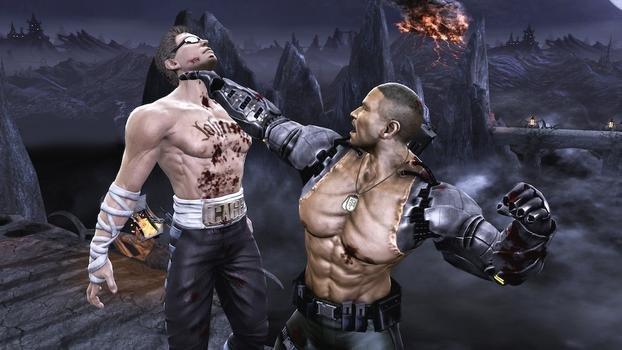 Download Game Mortal Kombat 9 for PC