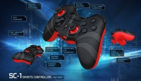 PlayStation 3 SC-1 Wireless Sports Controller