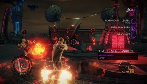 Saints Row IV 10-minute E3 gameplay footage screams carnage, mayhem and over-the-top action Buff Incendiary Rounds