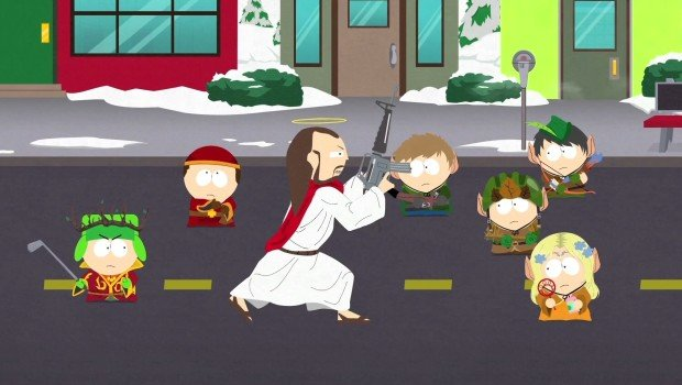 South Park The Stick of Truth E3 trailer is hilarious