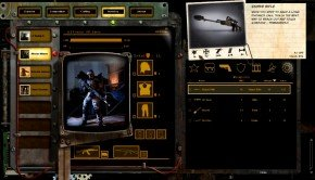 Wasteland 2 video depicts extensive inventory system