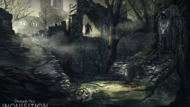 Dragon Age Inquisition new concept art