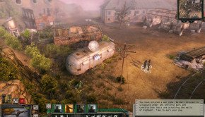 New Wasteland 2 in-game screenshots illustrate Highpool