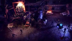 Wasteland 2 gets some concept art, in-engine screenshot