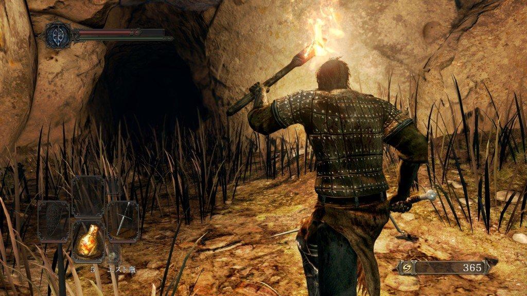 Dark-Souls-2-beta-gameplay-footage jpgDark Souls 2 Gameplay