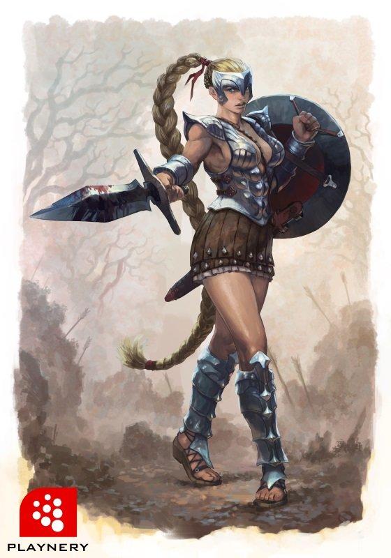 Myth Art Myth · Armour Concept Art