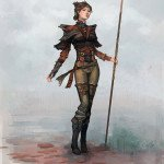 Bound by Flame gets a ton of concept art illustrating characters and environments