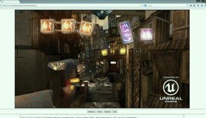 Check out this video of Unreal Engine 4 runs on Firefox Browser