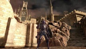 Dark Souls II invades PC with all-ingame footage in launch trailer