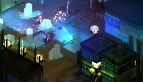 Fresh Transistor Screenshots accompany release date announcement
