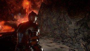 New Deep Down screenshots show fire, ice environments ahead of Summer Beta