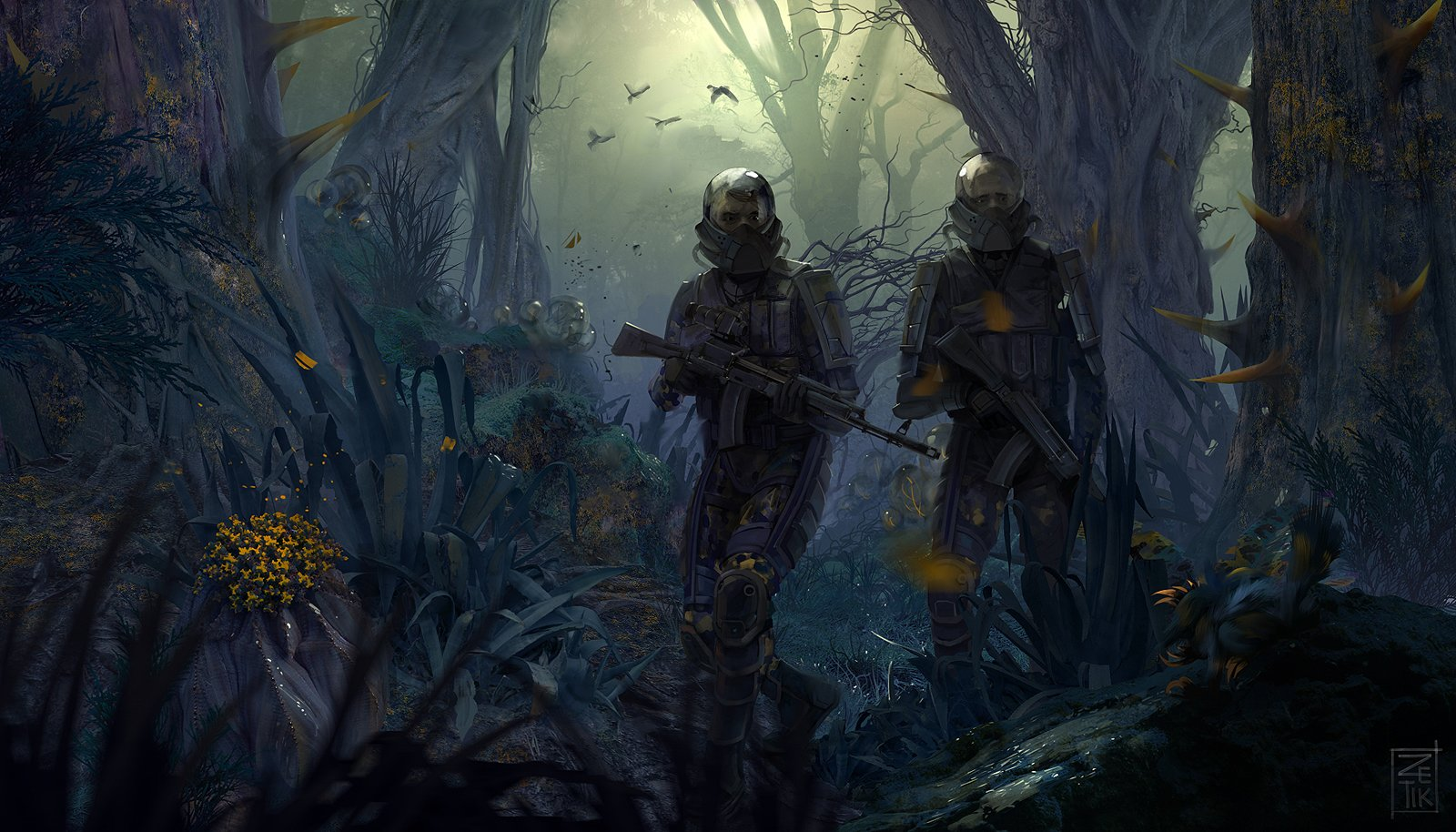 Areal from the creators of S.T.A.L.K.E.R, Kickstarter campaign launching on 26 June