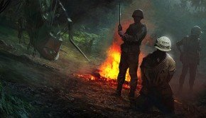 Concept Art of cancelled third-person Call of Duty project set in Vietnam