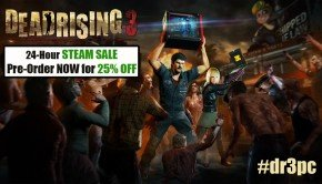 Dead Rising 3 hits PC on 5 September; pre-order it now via Steam for a 25% discount