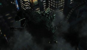 Debut Trailer for PS3-exclusive Godzilla game