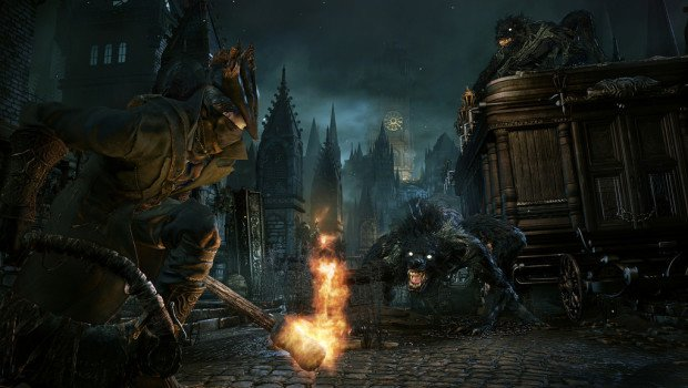 Bloodborne May Be Getting a Photo Mode