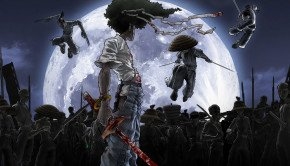 Expect hack 'n' slash action as new Afro Samurai game announced for PC, consoles