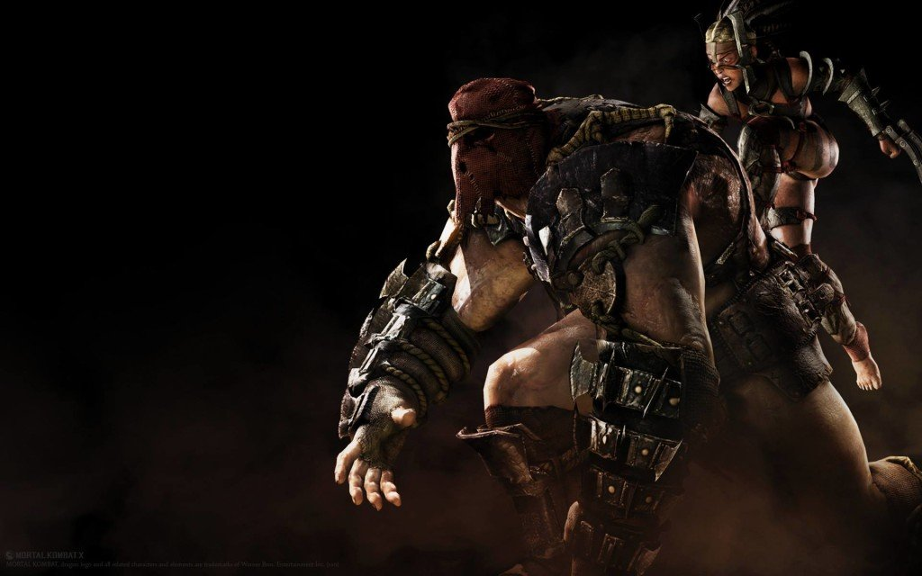 Ferra/Torr featured in another new Image from Mortal Kombat X