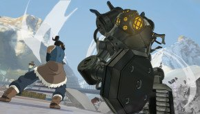 First Trailer, Screenshots of third-person action title The Legend of Korra
