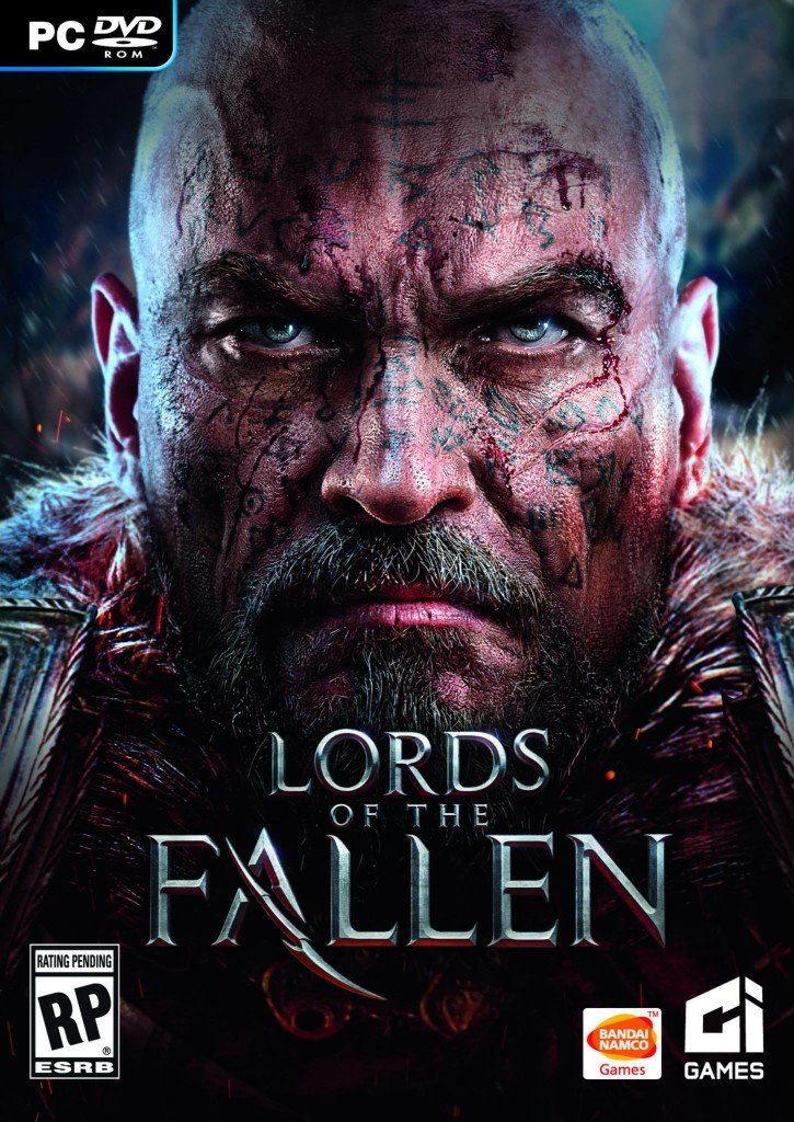 LORDS OF THE FALLEN-FULL UNLOCKED