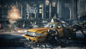 Tom Clancy's The Division CGI trailer, Concept Art, Screenshots depict life in devastated New York