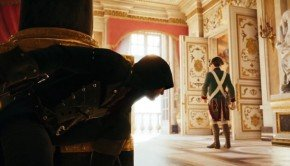 Assassin's Creed Unity Part 1 and 2 of a making-of video series