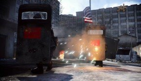 Battlefield 4: Dragon's Teeth teaser trailer features Ballistic Shields, derailing trains