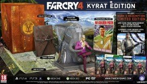 Far Cry 4 accolade trailer, Ultimate Kyrat Edition revealed