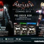GameStop reveals exclusive Red Hood story DLC for Batman Arkham Knight