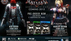 GameStop reveals exclusive Red Hood story DLC for Batman: Arkham Knight