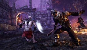 Risen 3: Titan Lords screenshots focus on Demon Hunter Faction