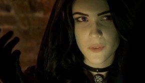 The Sorceress of Vengerberg stars in this live-action Witcher 3 teaser