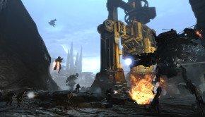 Titanfall: Frontier's Edge DLC – Dig Site Screenshots