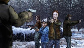 "Mexican standoff_Two new Screenshots from The Walking Dead: Season Two – Episode 4 ""Amid The Ruins"""